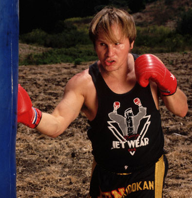 benny urquidez spiderman