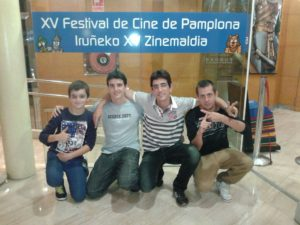 L3DO Studio The Witness Festival Cine Pamplona